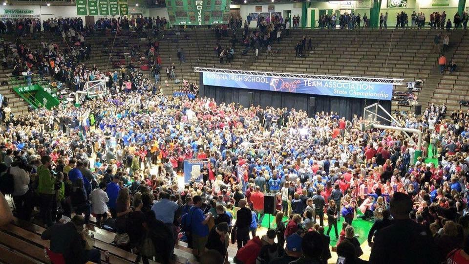Such a cool state, such a great event.  Love you, IHSDTA!